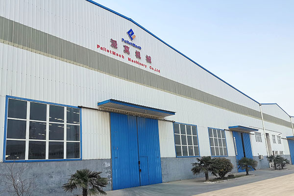 PalletMach company
