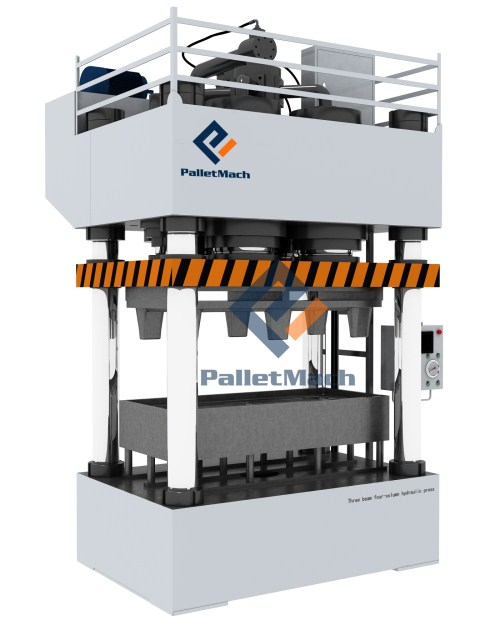plastic pallet machine