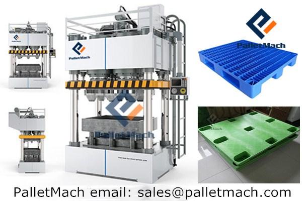 plastic pallet machines