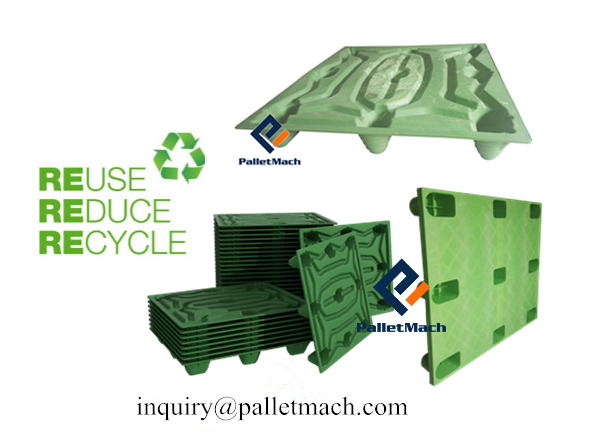 molded plastic pallets