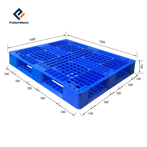 Plastic Pallets are Dimensionally Stable