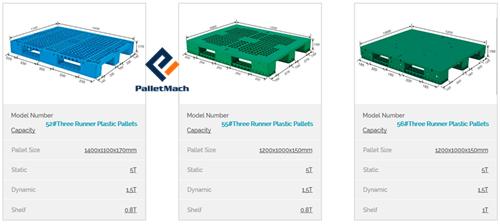 lightweight plastic pallets